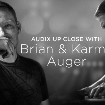 Brian & Karma Auger és az Audix